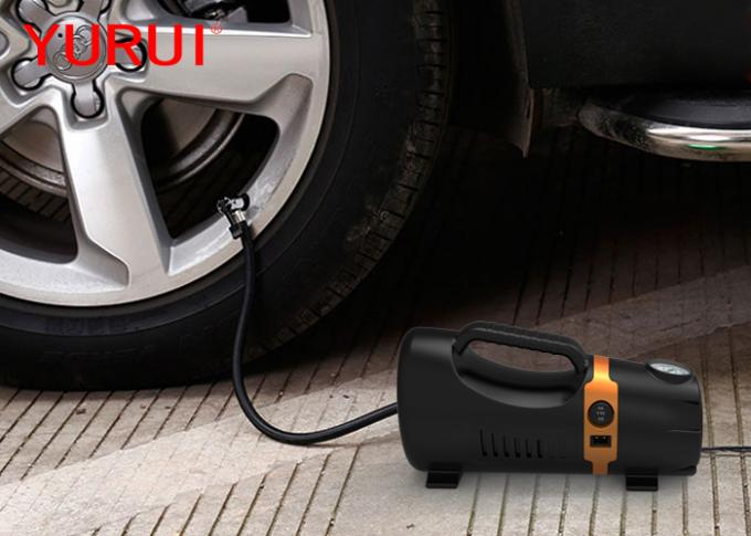 DC12V Auto Digital Vehicle Air Compressors and Tire Inflator Portable for Track