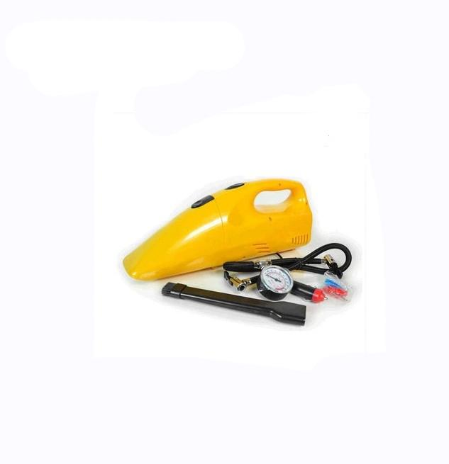 Plastic Hand Vacuum Cleaner / 12 V Small Vacuum Cleaner For Car 1.1 Kgs