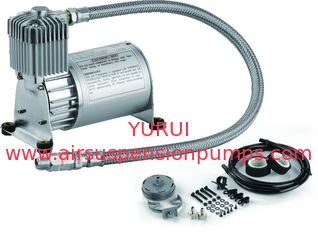 Chrom And Black Air Ride Suspension Compressor For Suspension Offboard System