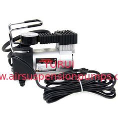 Portable High Pressure Air Compressor With Watch Cloth Bag / Color Box