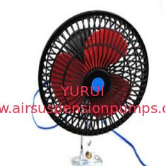 "6"" Oscillating Vehicle Cooling Fans , Electric Fans For Cars With Screw Mounting"