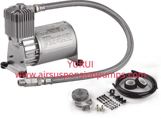 Steel Auto Air Suspension Compressor 12V Heavy Duty Air