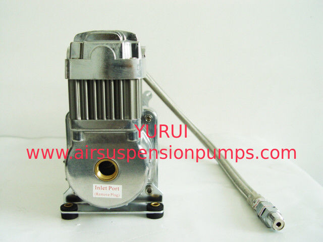 12V Air Ride Suspension Compressor with Air Tank , Vehicle Air Compressors