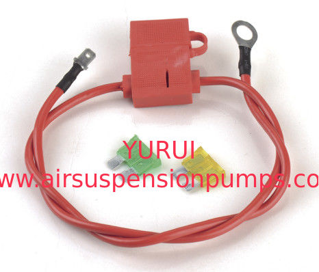 Pneumatic Accessory 30 Amp Fuse Holder , Waterproof Automotive Fuse Holder