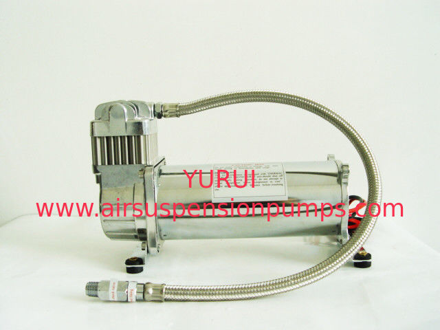 Heavy Duty 12V Or 24v Air Ride Suspension Compressor For