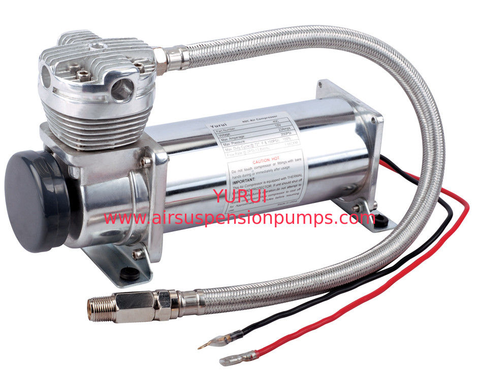 High Performance Air Suspension Pump Compressor DC 12V for Off - road Truck