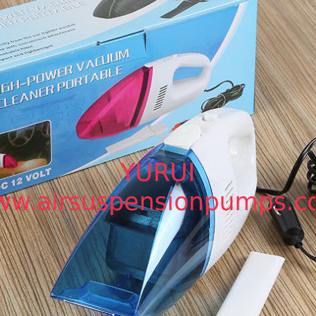 Vacuum Cleaner For Car Blue And White Color For Choice 35w-60w