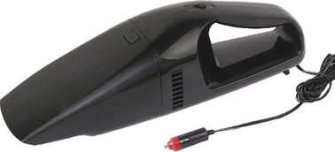 Portable Plastic Black Hand Held Battery Vacuum Cleaners For Vehicles