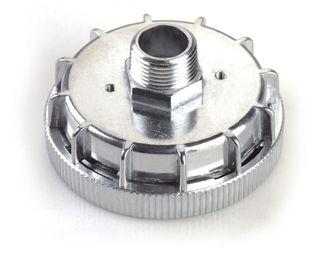 High Performance Air Compressor Parts Metal Direct Inlet Air Filter Assemblies