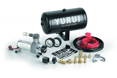 China Yurui 7001 Onboard Air Compressor Kit  With 1 Gallon Air Tank 120 Psi factory