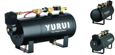 Yurui8006 2 In 1 Compressor Horizontal 1 gallon portable air tank 140psi