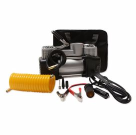 Handheld Metal Air Compressor High Pressure One Year Warranty With Watch