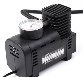 Weight 0.8 Kgs Portable Car Air Pump DC 12V 250 Psi Pressure With Watch
